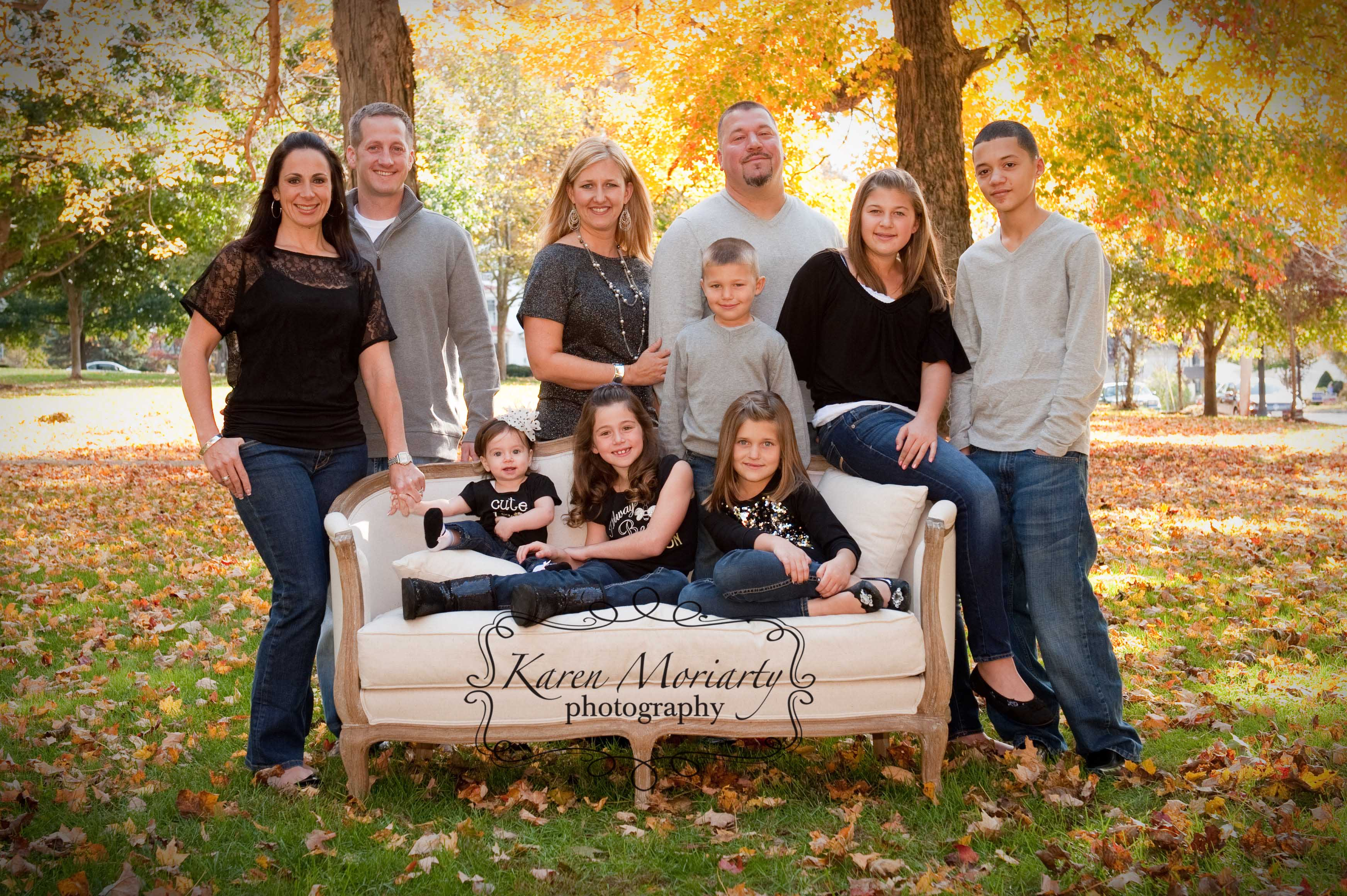 Clothing Ideas For Outdoor Family Pictures Designs